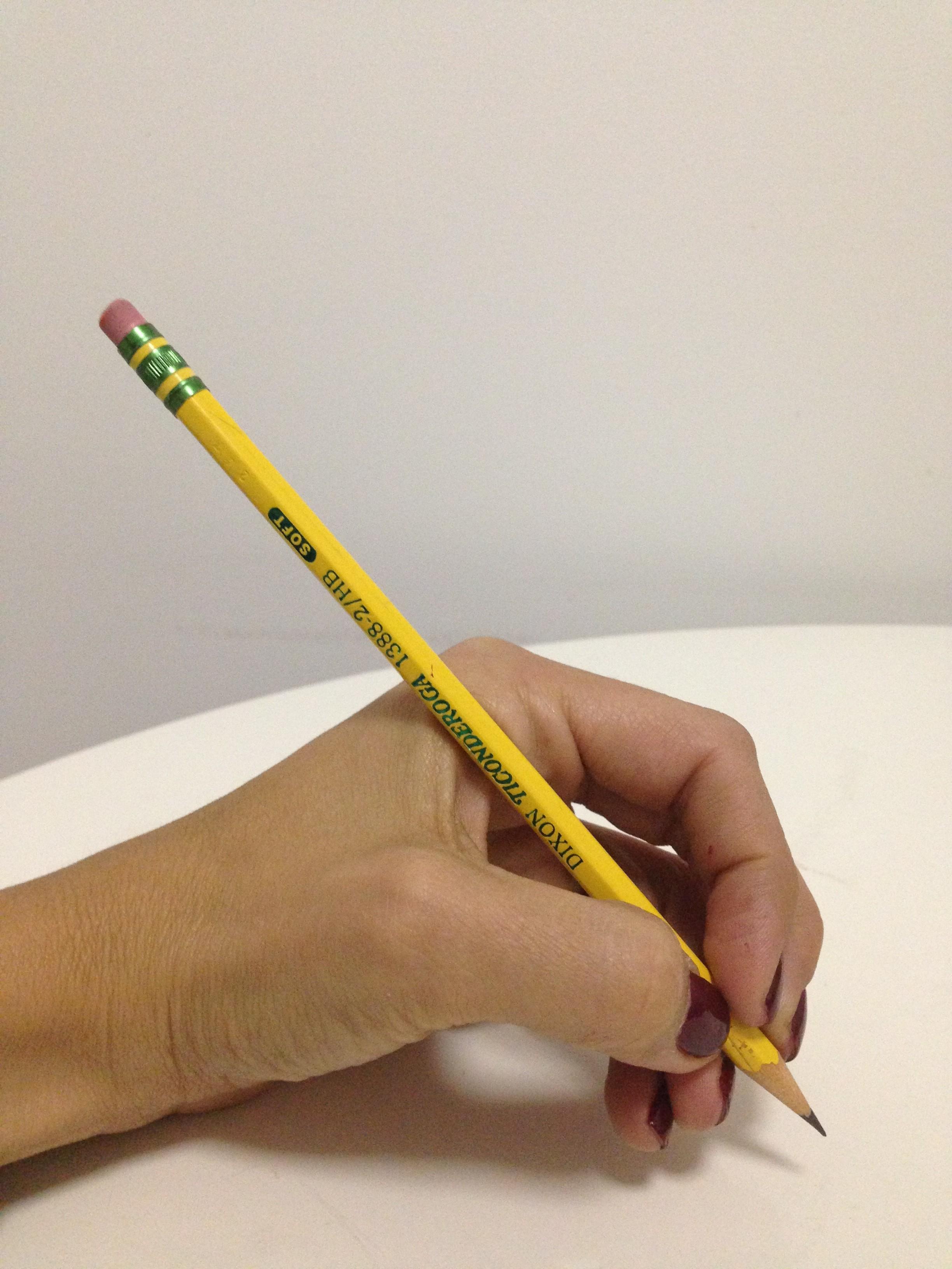 Kindergarten Admissions Interview: The Write Grasp