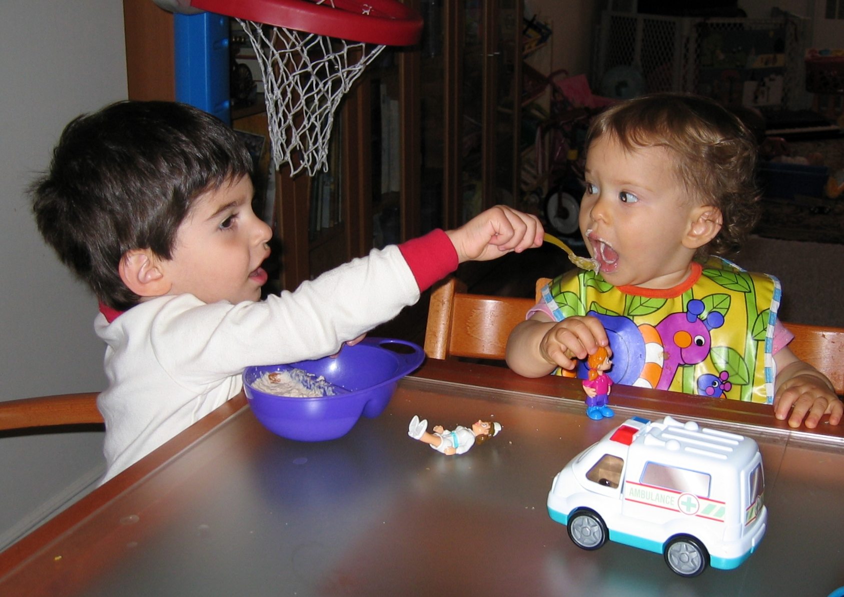 Oral Motor Therapy – Say and Play Family